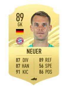 Neuer FIFA 21 1