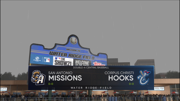 MLB The Show 21 Road to the Show Minor League
