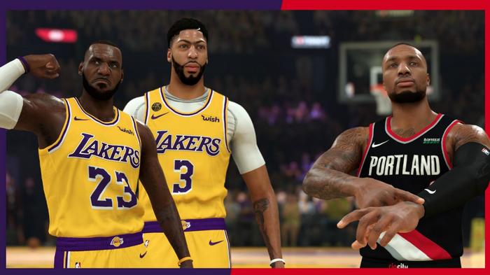 NBA 2K21 Ratings Roster Update Cj McCollum