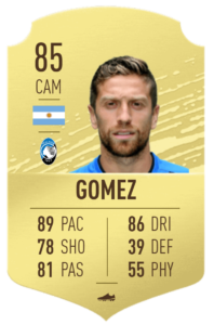 Gomez-fut-base-card