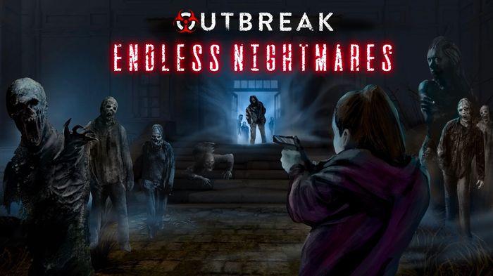 Outbreak Endless Nightmares Key Art