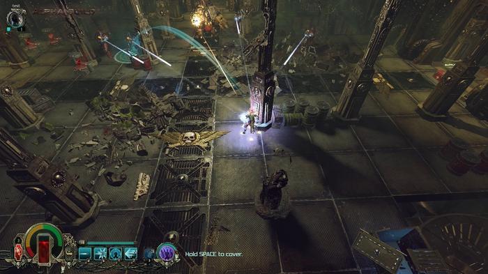 Warhammer 40000 Gameplay Xbox Free Weekend