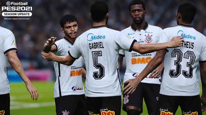 Corinthians PES 2021 min