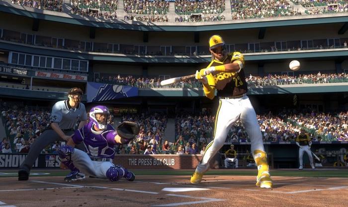 MLB The Show 21 gameplay fernando tatis jr next gen xbox series x ps5