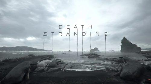 death stranding PS4 deals