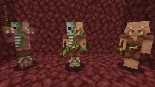 piglins minecraft 3