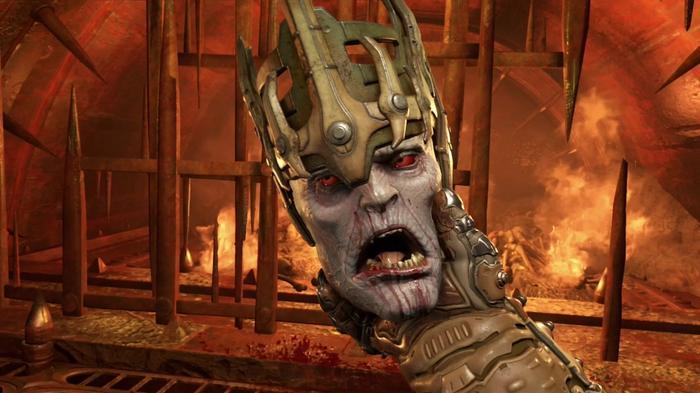 Doom eternal review hell priest