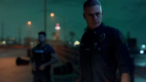 Lt. Frank Mercer and Officer Danny Shaw are two of the main antagonists in Heat.