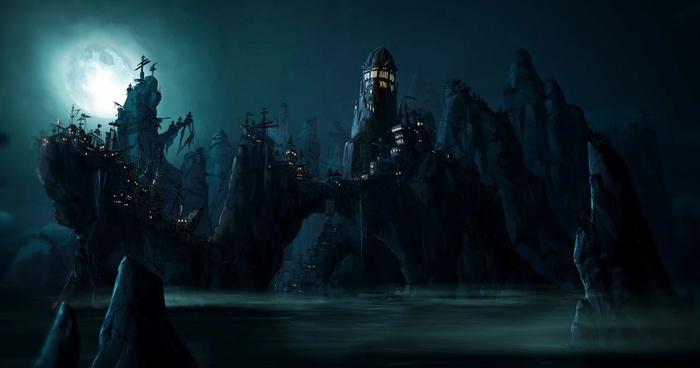 Ruined King A League of Legends Story Shadow Isles Bilgewater