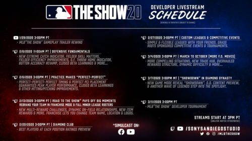 mlb-the-show-20-gameplay-developer-livestream-schedule