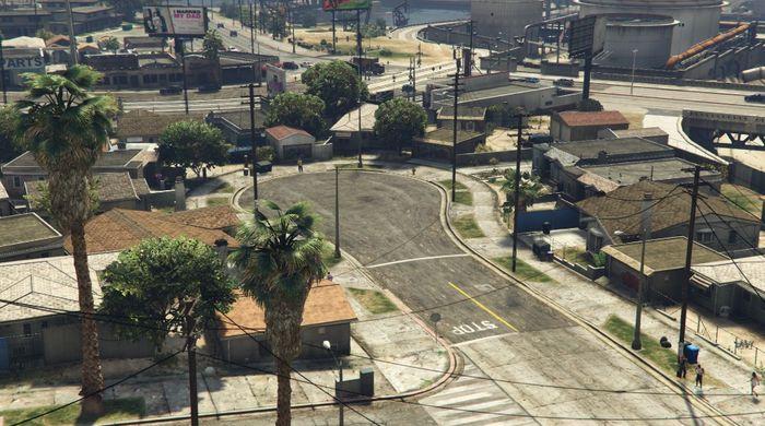 GTA 6 Rumours Leaks GTA 5 Grove Street