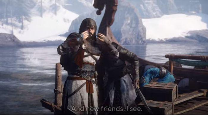 assassins creed valhalla story trailer 1