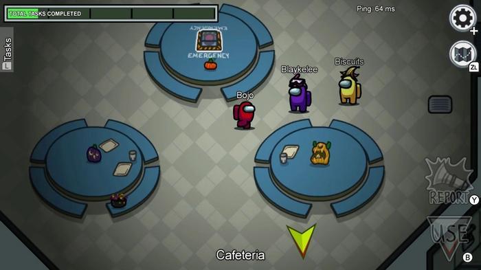 Among Us Consoles Switch Screenshot