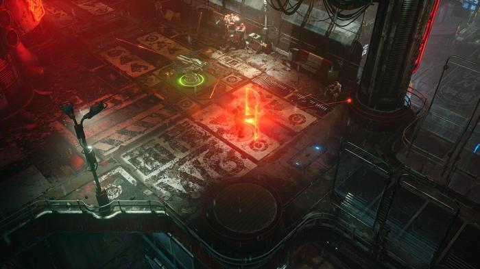 The Ascent Screenshot Hub World