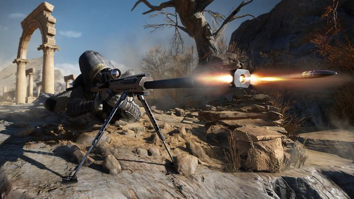 Sniper Ghost Warrior Contracts 2 Sniper Trailer In Game