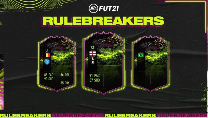 FIFA 21 Rulebreakers reveal Harry Kane