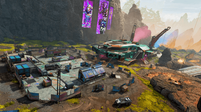 Apex Legends Evolution Event Rampart Town Takeover