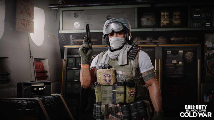 Black Ops Cold War Warzone Call of Duty Season 4 Operators Salah