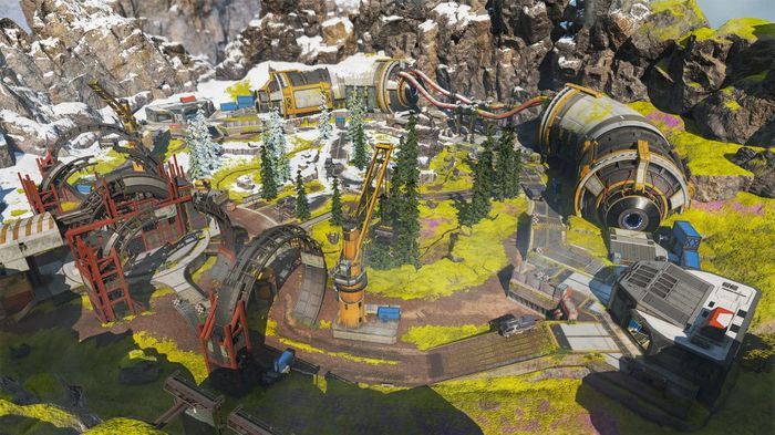 Apex Legends Arena Mode Phase Runner Map
