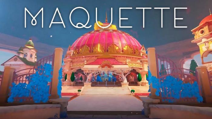 Maquette Trailer Key Art