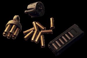 Magnum Ammo Metro 2033