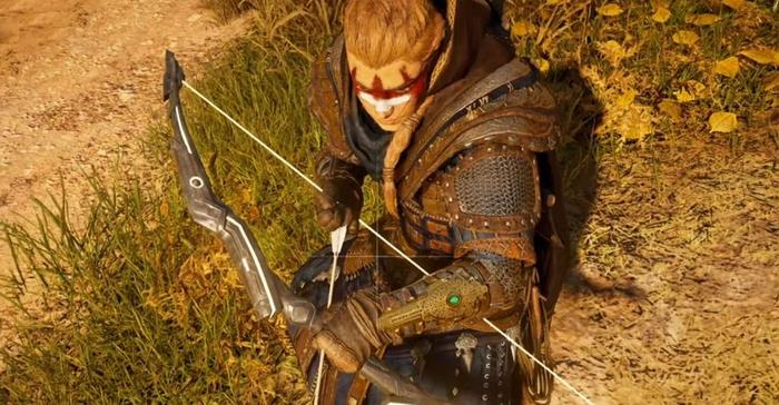 Assassin's Creed Valhalla Isu Bow