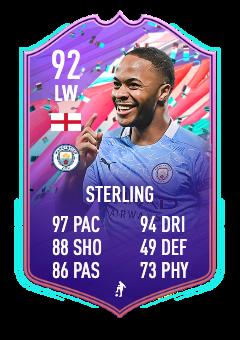 fifa 21 fut birthday sterling 92