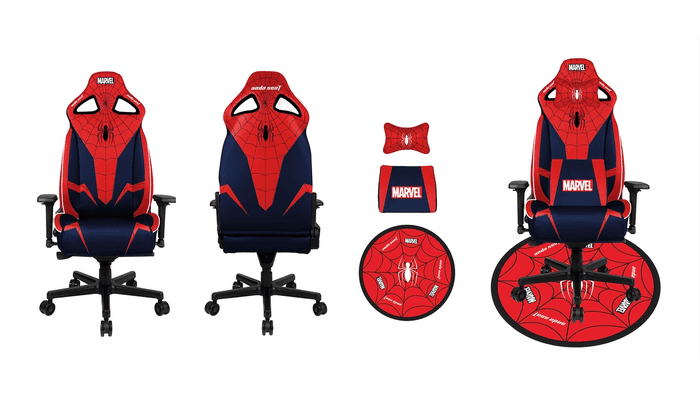 Anda Seat Marvel Spider Man Gaming Chair