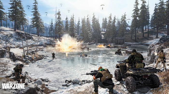 Call of Duty Warzone Update Black Ops Cold War Modern Warfare Patch Notes