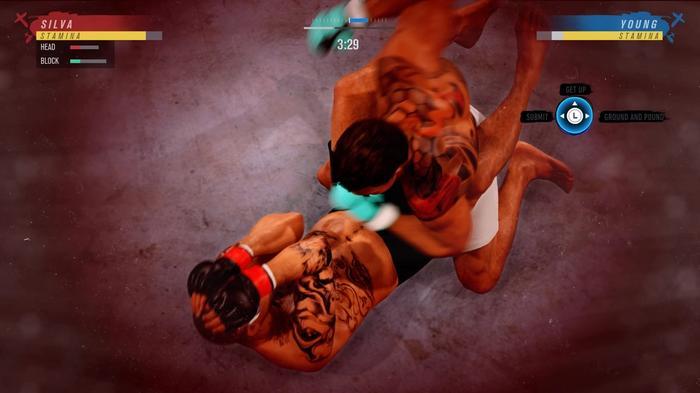 UFC 4 TRIAL MATCH