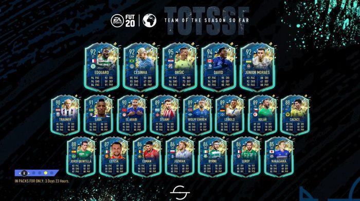row totssf full squad fifa 20
