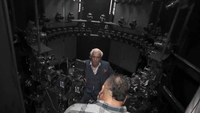 WWE 2K22 face scan facial scanning technology tech NBA 2K22