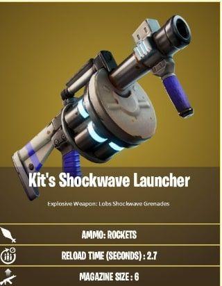 Shockwave Grenade
