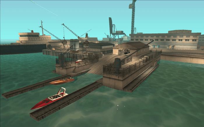 Modern Vice City Map GTA Vice City Viceport