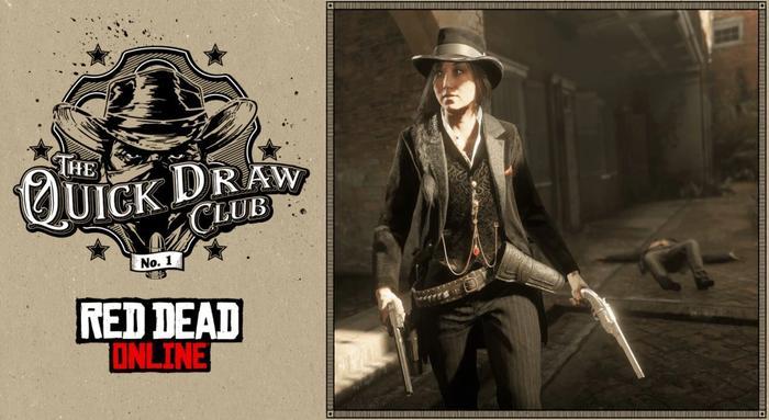 Red Dead Online Update Quick Draw Club Pass Dutch