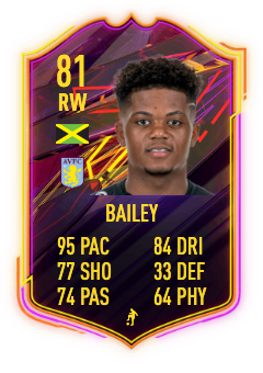 fifa 21 leon bailey ones to watch 81