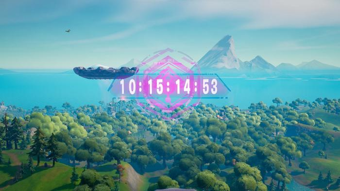 Fortnite Countdown Clock End