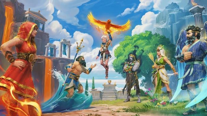 Immortals Fenyx Rising DLC 2 3 Lost Gods