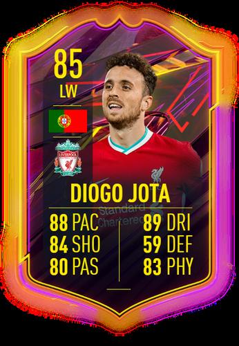 diogo jota fifa 21 ultimate team otw