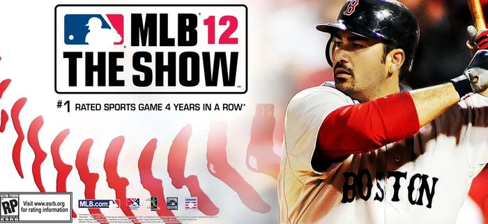MLB The Show 12 Cover Image