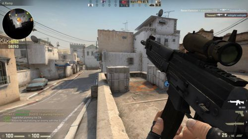 CSGO outdated graphics