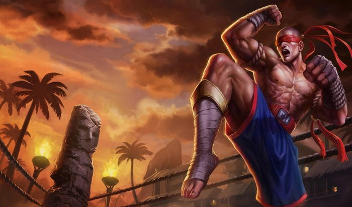 League of Legends Update 11.4 Patch Notes Lee Sin Buffs