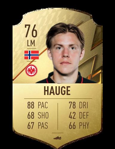 hauge-fifa-22