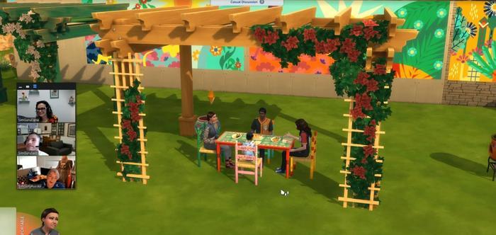 The Sims 4 Hispanic Heritage Month Update 1