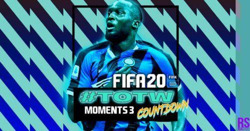 fifa 20 totw moments countdown