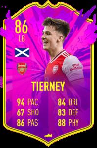 Tierney future stars