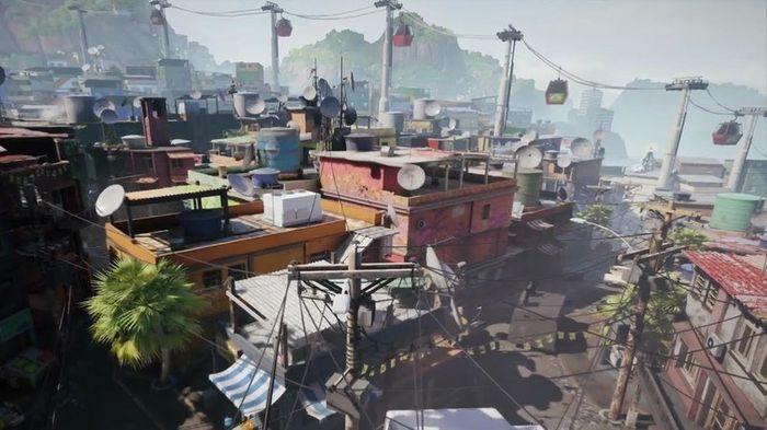 Rainbow Six Siege Operation North Star Favela