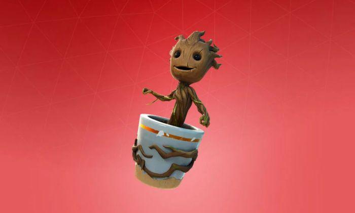 Fortnite Baby Groot how to unlock 1