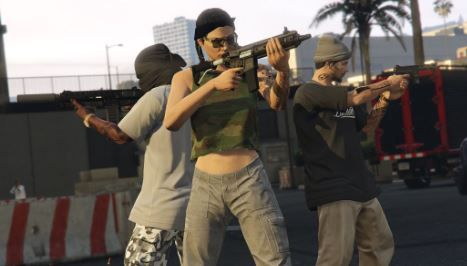 end product gta online