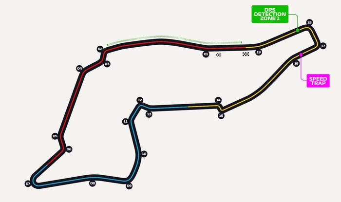 emilia romagna circuit f1 2021